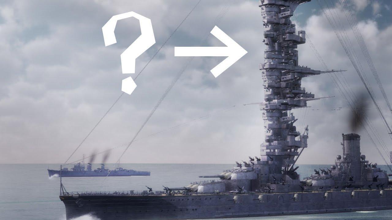 戦艦扶桑完全体【BATTLE SHIP FUSO 3DCG&3DPrinter】#short