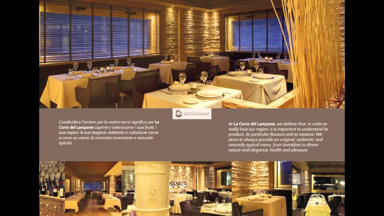 Corte Delle Dolomiti Spa rosapetra spa resort cortina d'ampezzo - youtube