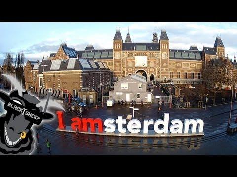 Team BlackSheep in AMSTERDAM