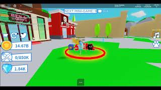 glitch in om nom simulator roblox/*-how to get more diamonds-*