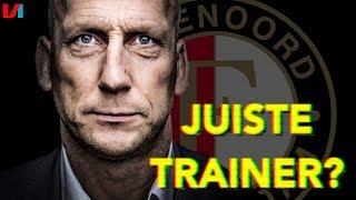 Voldoet Jaap Stam aan de eisen van Feyenoord?