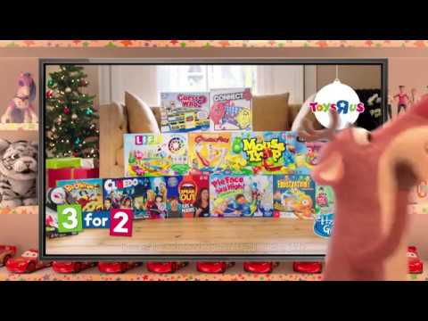 3 For 2 On ALL Board Games At Toys R Us UK