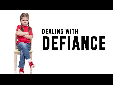 Great ways to Handle Defiant Children