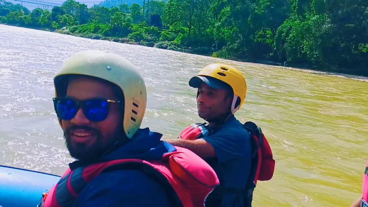 adhikhola rafting  #syangja #waling #rafting