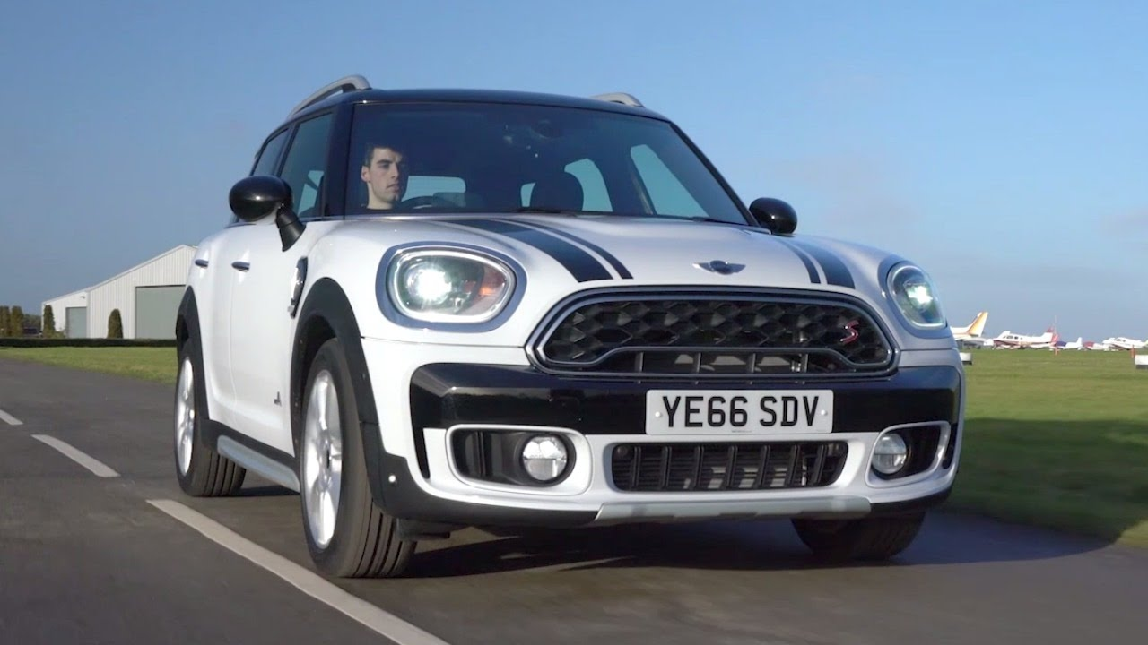 2017 Mini Countryman First Look Youtube
