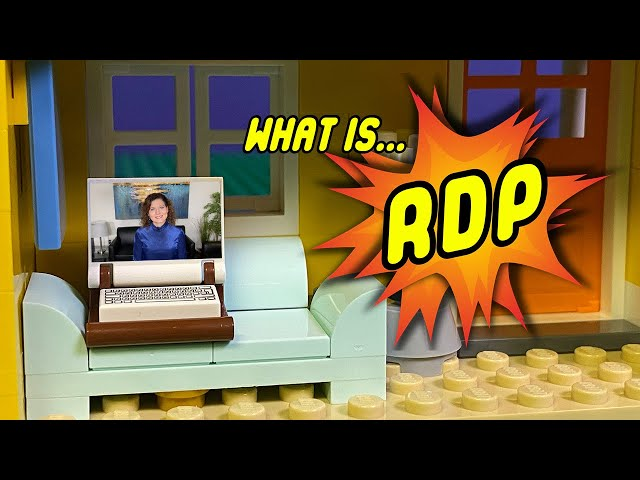 What is RDP — and why should you care?