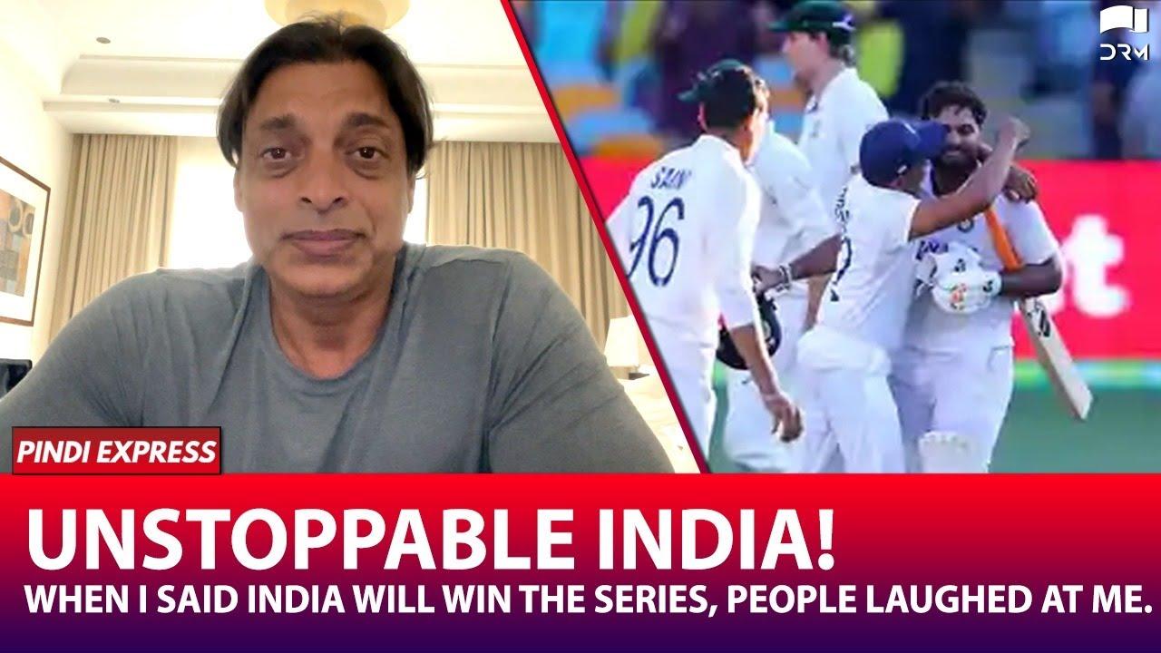 Download India Has Shown Strength and Character   Unstoppable India   Shoaib Akhtar   SA1
