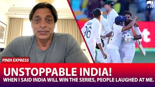 India Has Shown Strength and Character | Unstoppable India | Shoaib Akhtar | SA1