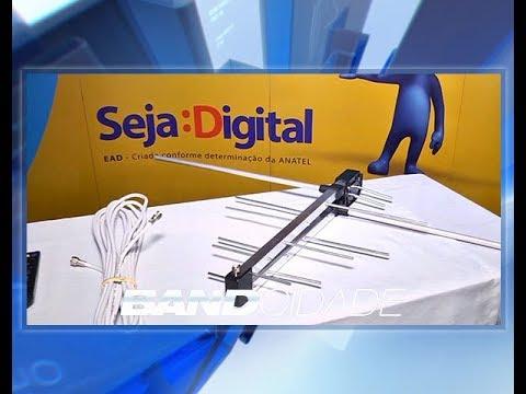 SEJA realiza mutirão para entregar kits de TV digital no Amazonas