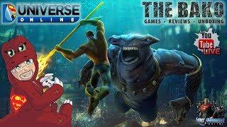 #Livestream DC Universe Online PS4 [HD Deutsch] #02 Alte Spiele im TEST Top oder Flop