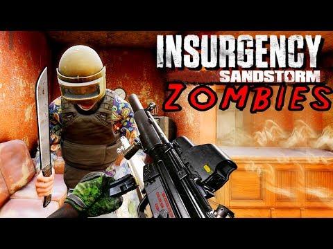 Brutal New Zombie Mode + FREE Weekend! (Insurgency Sandstorm)