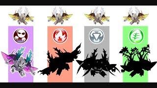 Mega Pinsir - Pokemon Evolution & Ultimate Power.