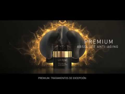 Vidéo Lierac Innovación Premium