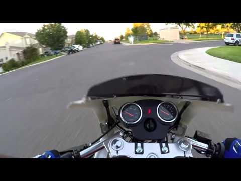 Brand New 2015  X19 Super Pocket Bike Ride. Riding  Fast!! X18