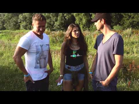 Interview 'Cosmic Gate' at Electronic Family 2013 [exQlusiv TV]