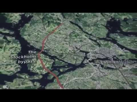 Stockholm Bypass Project