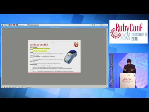 RubyConf 2016 - (m)Ruby on small devices by Shashank Daté