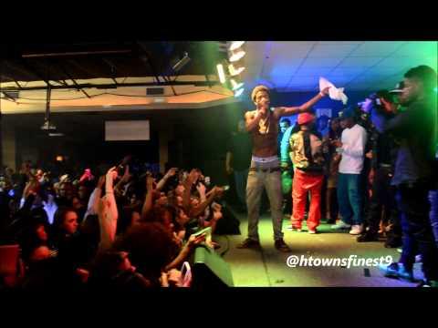 Rich Homie Quan, Live In Concert, Bryan, TX, Silver Platter Entertainment