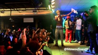 Rich Homie Quan, Live In Concert, Bryan, TX, Silver Platter Entertainment