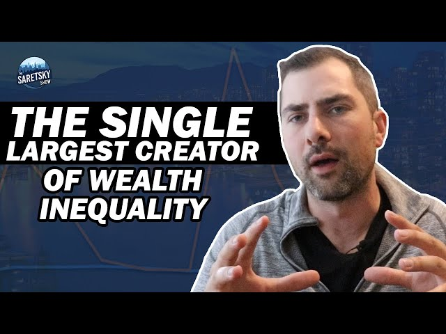 The Single Largest Creator of Wealth Inequality