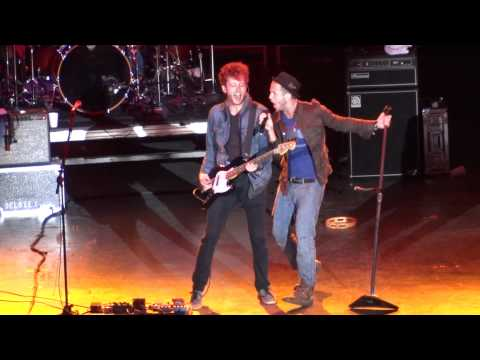 Stand By Me and Seven Nation Army covers, One Republic, Seattle, WA, 2011
