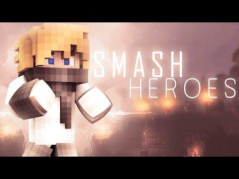 מיינקראפט   Smash Heroes   ההתחלה!