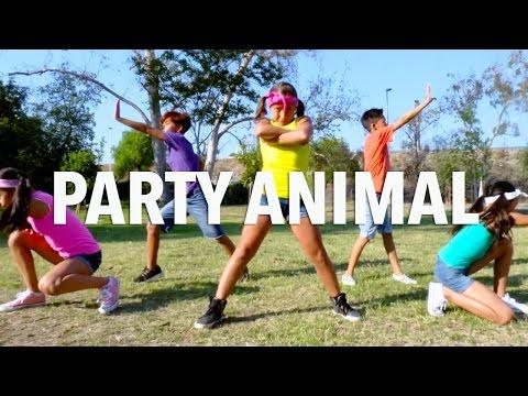 """GYAL YOU A PARTY ANIMAL"" - Charly Black Dance | @MattSteffanina Choreography"