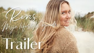 RENS - MIJN LIFESTYLE GUIDE | OFFICIAL BOOK TRAILER (2018) • Rens Kroes