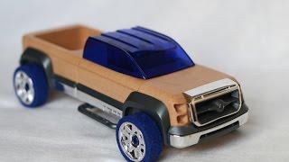 Automoblox T900 Truck Wooden Car Toys Машинки для детей