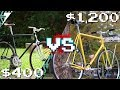 $400 vs. $1,200 Fixed Gear Bikes   Is Spending More Worth It?