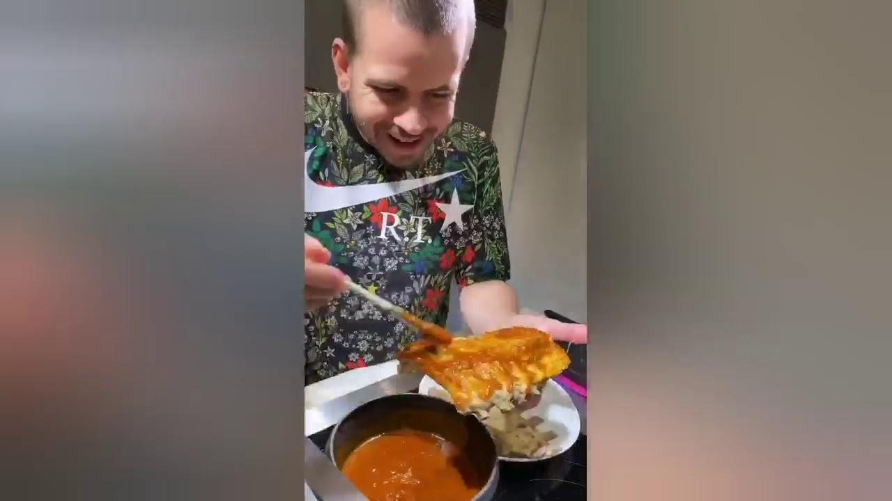 Dabiz Muñoz Tacos De Costillas De Cerdo Asadas Youtube