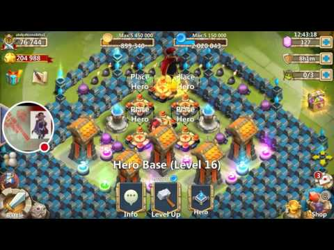 Castle Clash Can Vlad And Grimfiend Beat Wave O Together ??