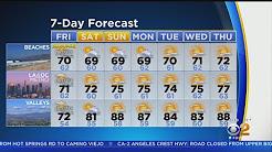 Latest LA Weather | CBS Los Angeles