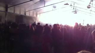 Podium disco-tropic