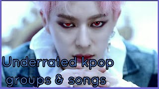 How many underrated boy group songs do YOU know?