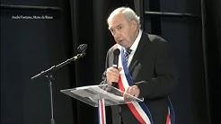 Vœux du maire de Rieux pour l'année 2020