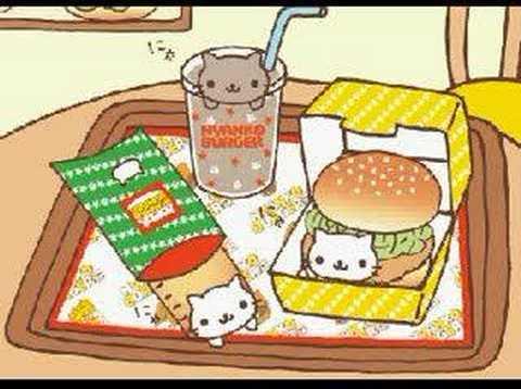 nyanko burger