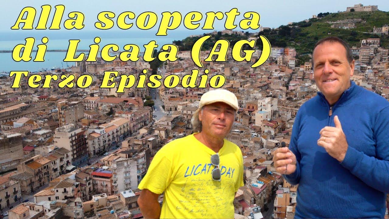 """""""Alla scoperta di Licata (AG)"""" Terzo episodio"""