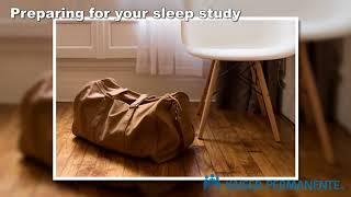 Kaiser Permanente San Jose Regional Sleep Medicine Patient Video