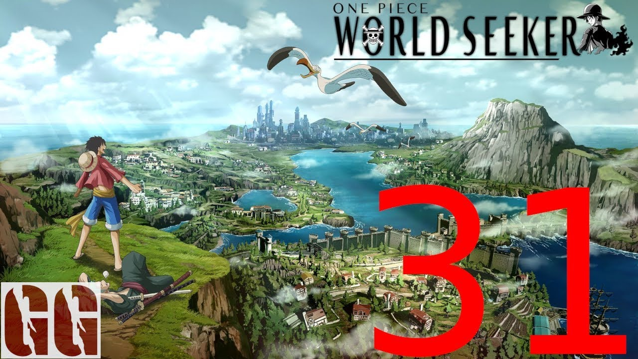 One Piece World Seeker 31 Wolkenkarte Youtube