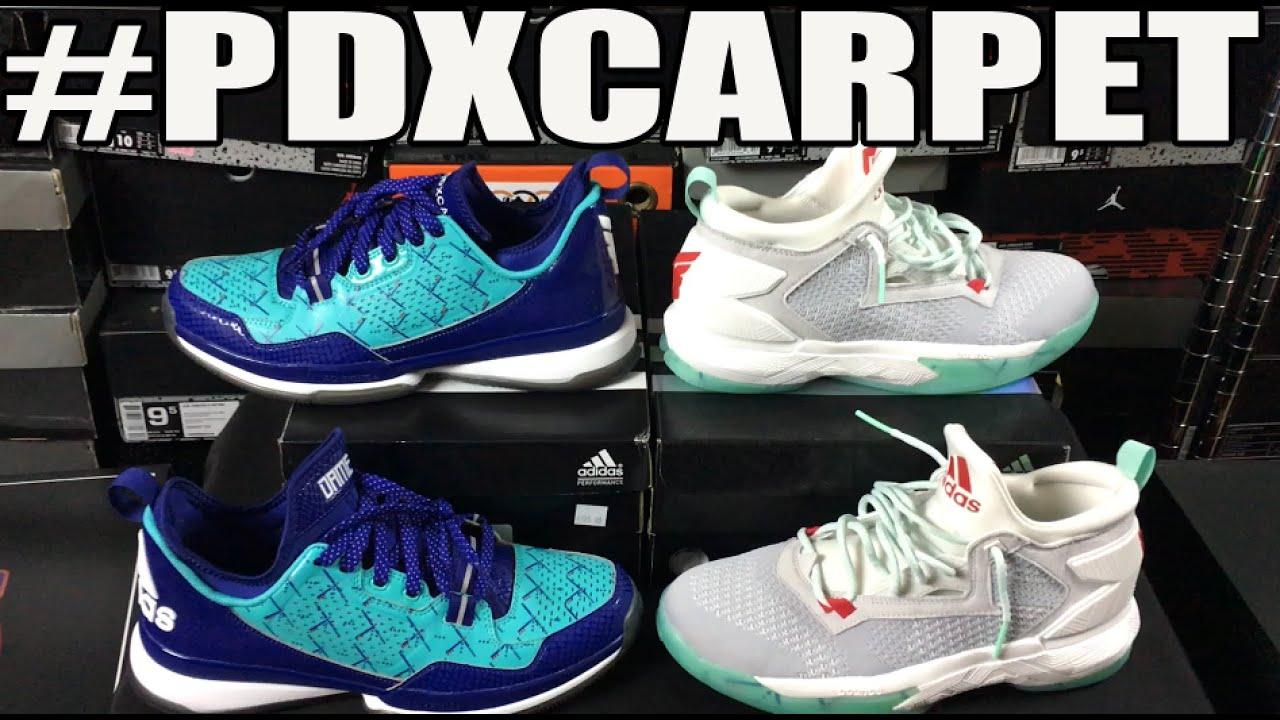 womens adidas d lillard 2 weartesters kd 8 shoes