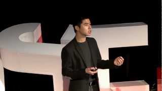Environmentalism, Urgency, and Seizing the Day: Andrew Wong at TEDxUW