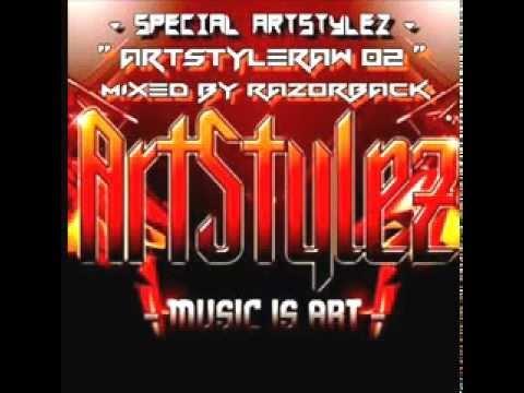 """Special ArtStylez -  ArtStyleRaw 02  - Mixed By RaZorBacK """" hardstyle RaW mix """""""