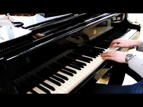 Ludovico Einaudi - Una Mattina (The Intouchables Soundtrack) Piano Cover