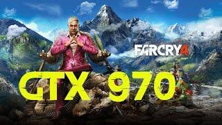 Far Cry 4 | GTX 970 & i5 4690k | 1080p 2x TXAA & SSAO | Frame-Rate-Test #2