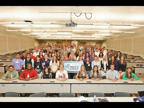 Late Night w/ UMKC SOD Class of 2017