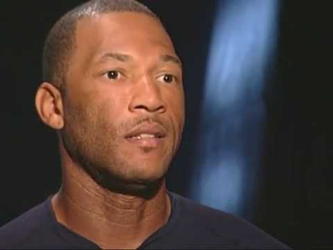 Chris Myers interviews Gary Sheffield