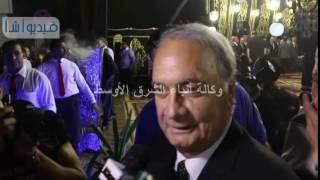 "بالفيديو: سمير زاهر ""ربنا يصبرنا علي فقدان طارق سليم"""