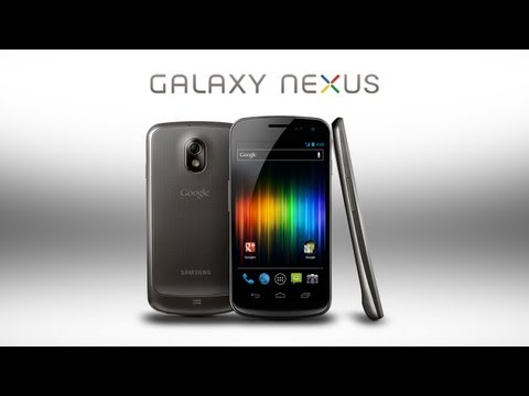 GIGA Unboxing Video - Samsung Galaxy Nexus