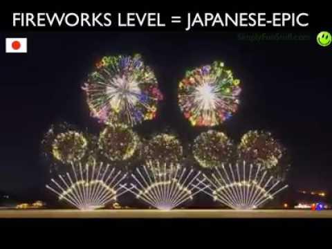Epic Fireworks -